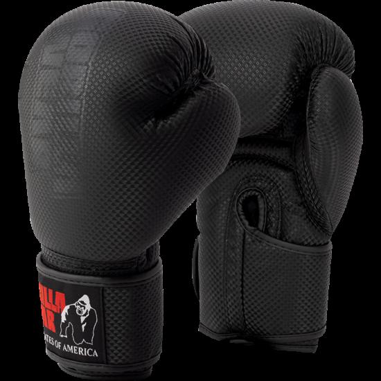 Gorilla Wear Montello Boxing Gloves (fekete)