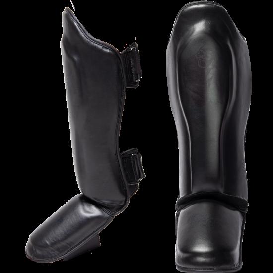 Gorilla Wear Mosby Shin Guards (fekete)