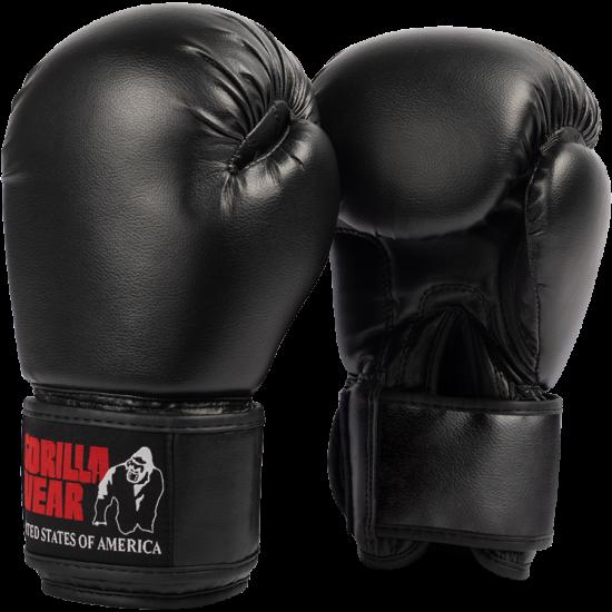 Gorilla Wear Mosby Boxing Gloves (fekete)