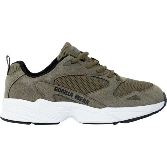 Gorilla Wear Newport Sneakers (army zöld)