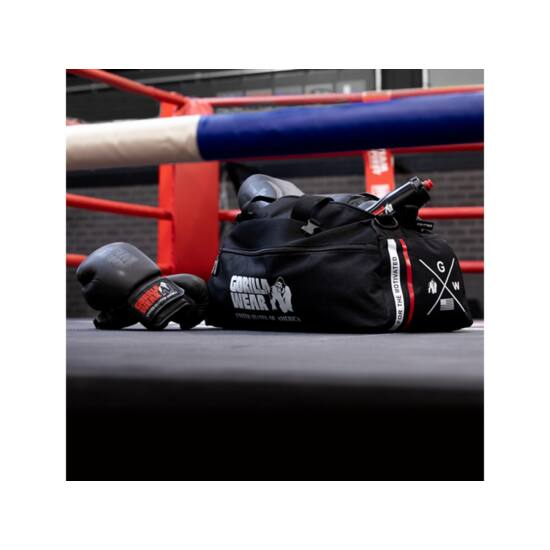Gorilla Wear Norris Sportsbag (fekete)