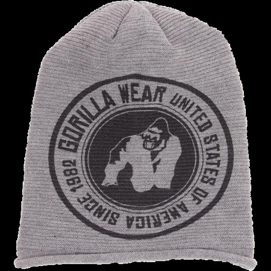 Gorilla Wear Oxford Beanie (szürke)