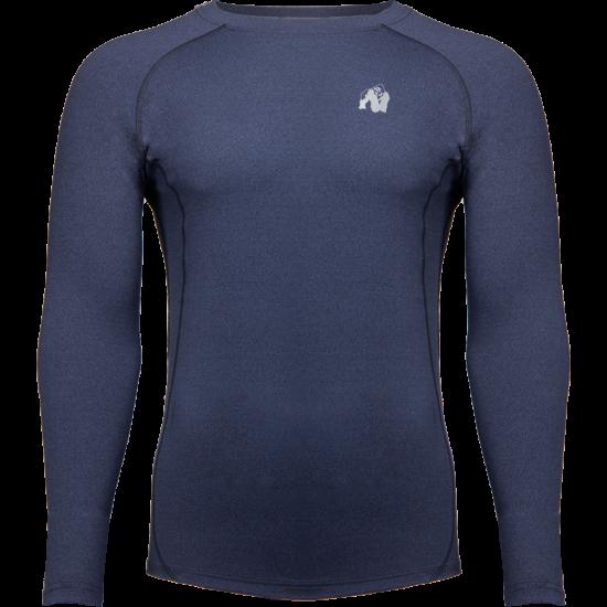 Gorilla Wear Rentz Longsleeve (navy kék)