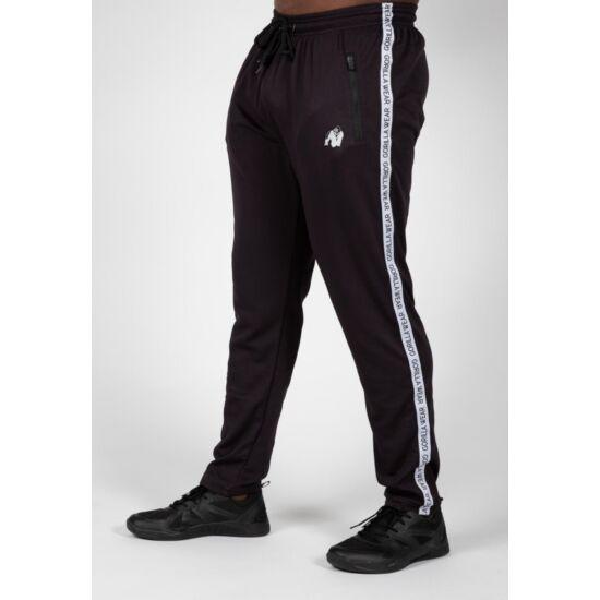 Gorilla Wear Reydon Mesh Pants 2.0 (fekete)