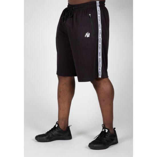 Gorilla Wear Reydon Mesh Shorts 2.0 (fekete)