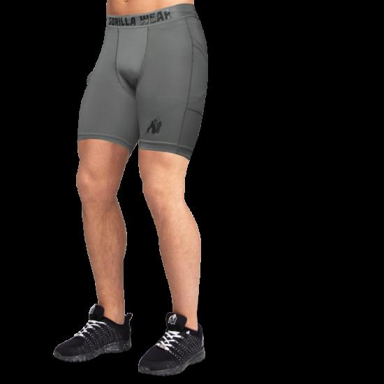 Gorilla Wear Smart Shorts (szürke)