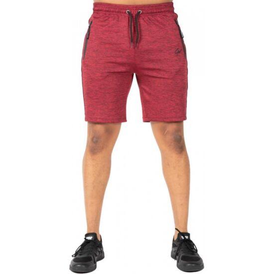 Gorilla Wear Wenden Shorts (burgundi piros)