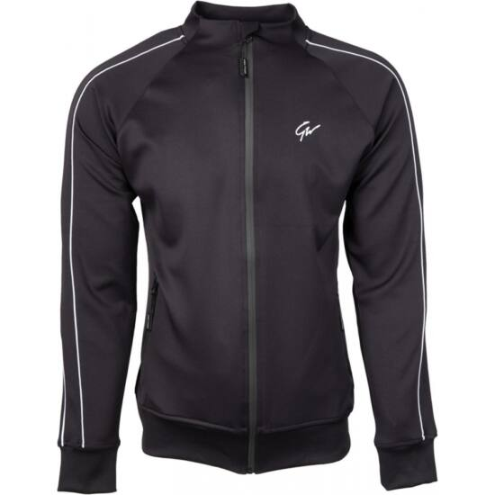 Gorilla Wear Wenden Track Jacket (fekete/fehér)