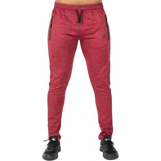 Gorilla Wear Wenden Track Pant  (burgundi piros)