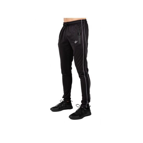 Gorilla Wear Wenden Track Pants  (fekete/fehér)