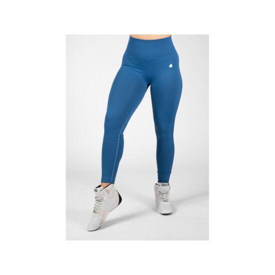 Gorilla Wear Hilton Seemless Leggings (kék)