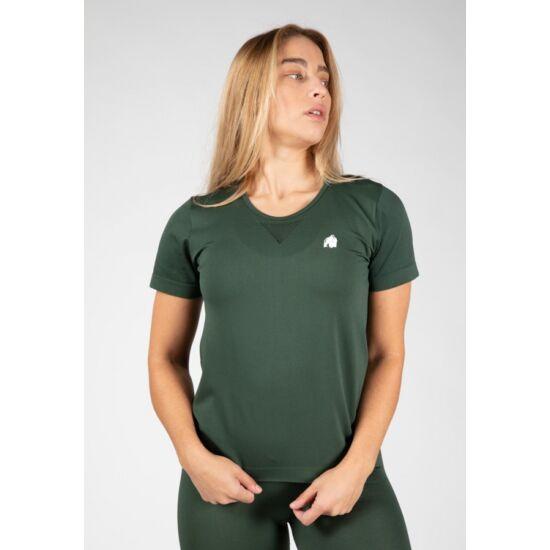Gorilla Wear Neiro Seemless T-Shirt (army zöld)