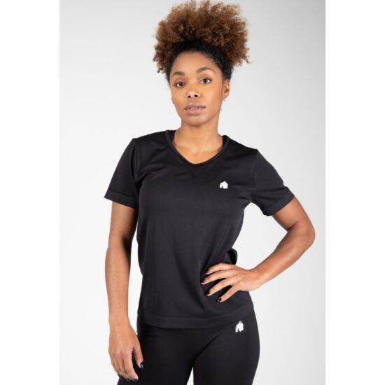 Gorilla Wear Neiro Seemless T-Shirt (fekete)