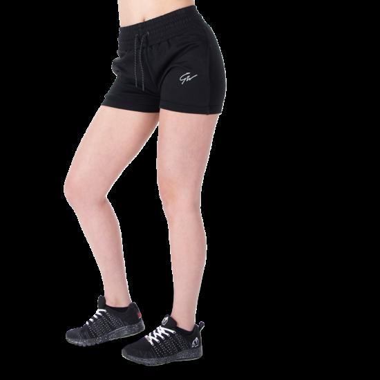 Gorilla Wear Pixley Sweatshorts (fekete)