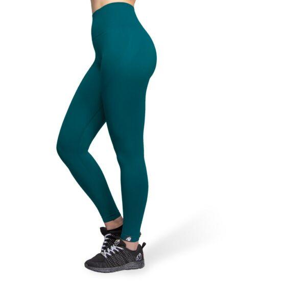 Gorilla Wear Yava Seamless Leggings (zöld)
