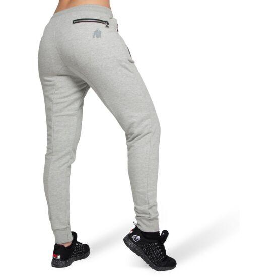 Gorilla Wear Celina Drop Crotch Joggers (szürke)