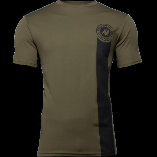 Gorilla Wear Forbes T-Shirt (army zöld)