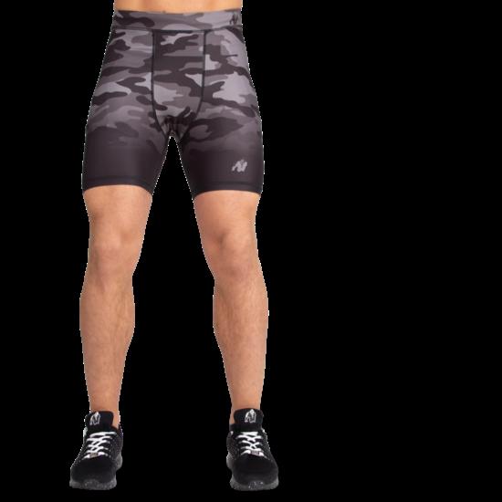 Gorilla Wear Franklin Shorts (fekete/szürke/terepmintás)