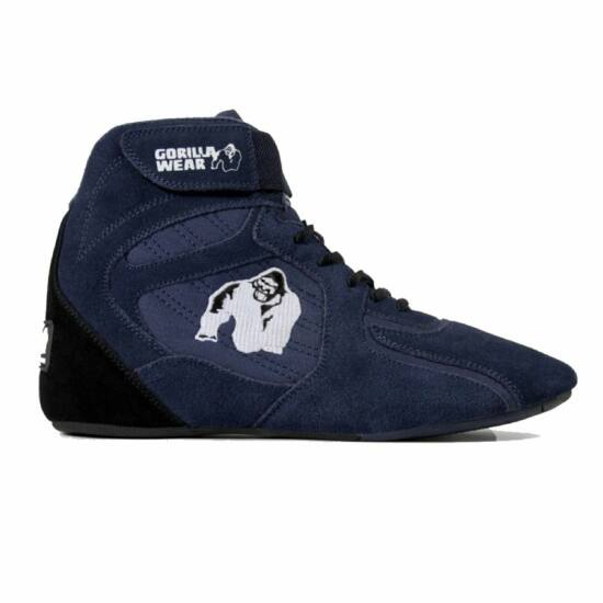 Gorilla Wear Chicago High Tops - Limited (navy kék)