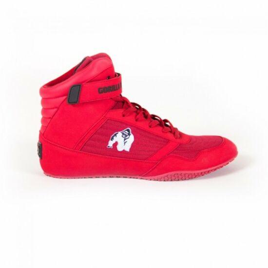 Gorilla Wear High Tops Limited Edition (piros 2)