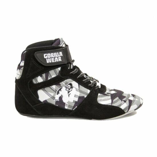 Gorilla Wear Perry High Tops Pro (fekete/szürke terepmintás)