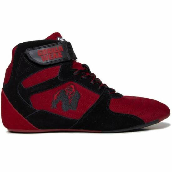 Gorilla Wear Perry High Tops Pro (piros/fekete)