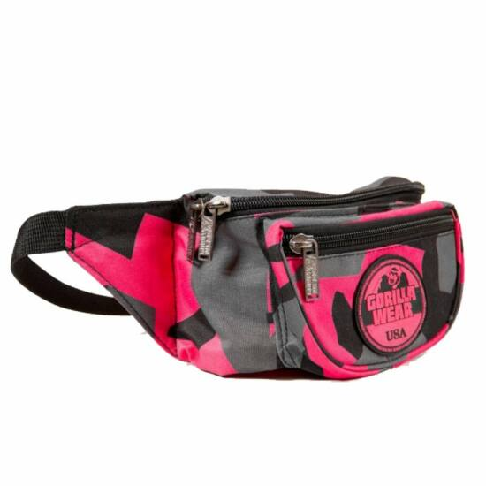 Gorilla Wear Stanley Fanny Pack (pink terepmintás)