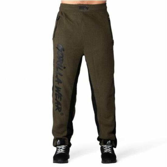 Gorilla Wear Augustine Old School Pants (army zöld)