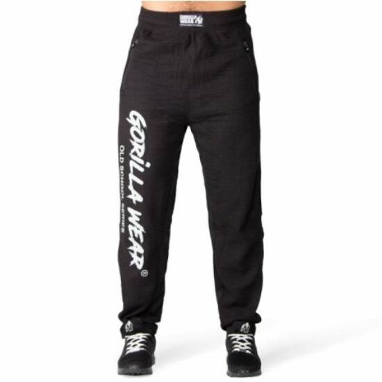 Gorilla Wear Augustine Old School Pants (fekete)
