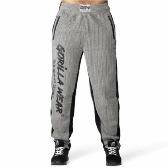 Gorilla Wear Augustine Old School Pants (szürke)