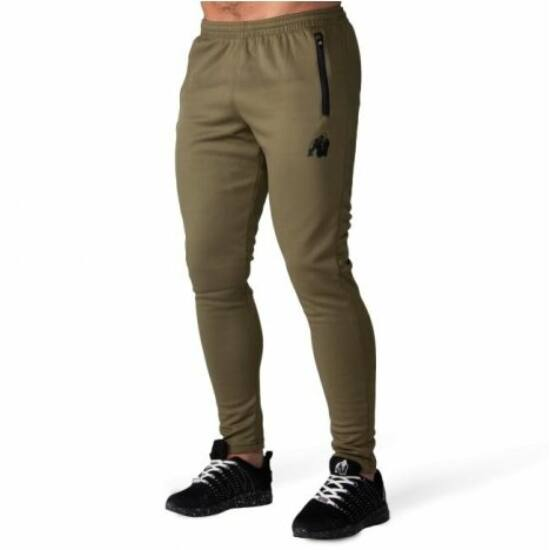 Gorilla Wear Ballinger Track Pants (army zöld/fekete)