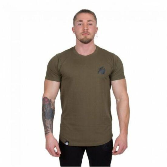 Gorilla Wear Bodega T-shirt (army zöld)