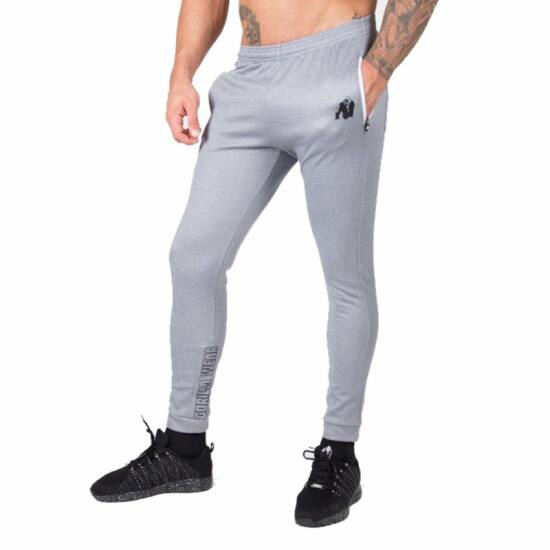 Gorilla Wear Bridgeport Jogger (ezüst)