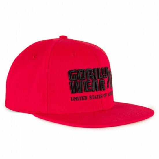 Gorilla Wear Dothan Cap (piros)