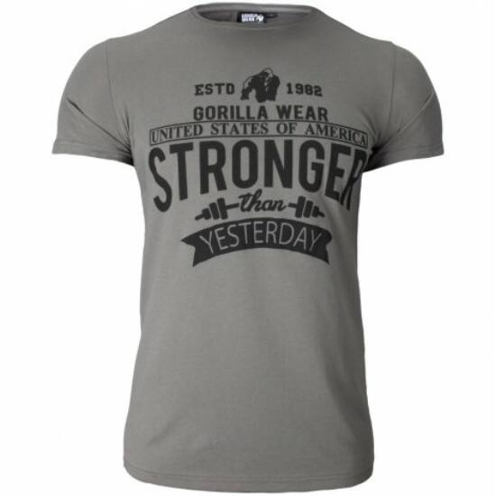 Gorilla Wear Hobbs T-shirt (szürke)