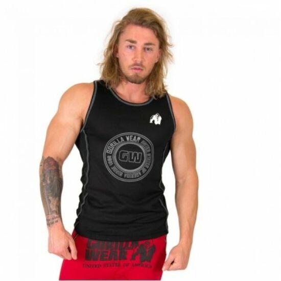 Gorilla Wear Kenwood Tank Top Atléta trikó (fekete/szürke)