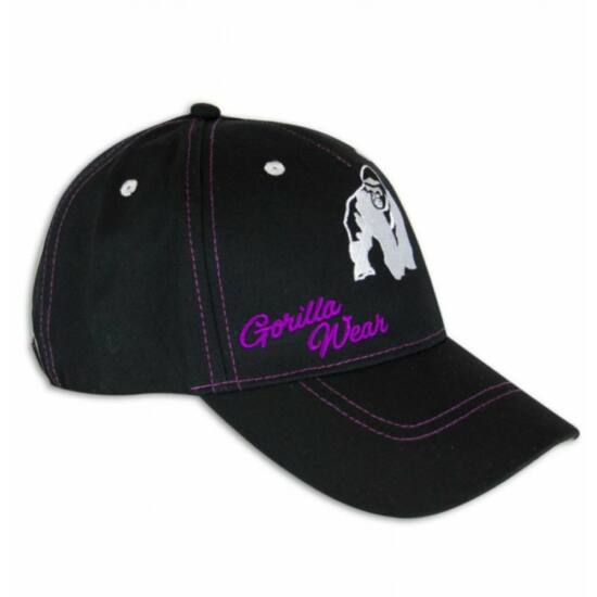 Gorilla Wear Lady Logo Cap