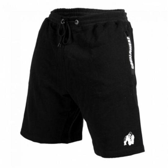 Gorilla Wear Pittsburgh Sweat Shorts (fekete)