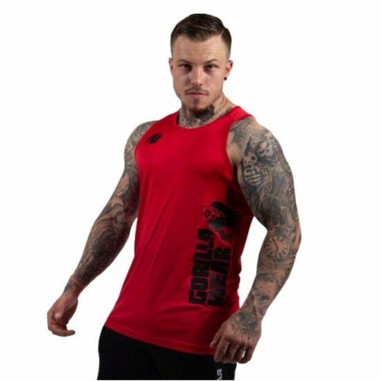 Gorilla Wear Rockford Tank Top (piros)
