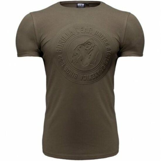 Gorilla Wear San Lucas T-shirt (army zöld)