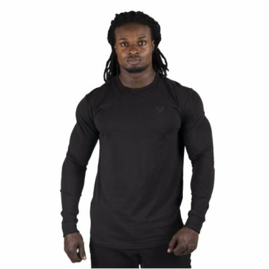 Gorilla Wear Williams Longsleeve (fekete)