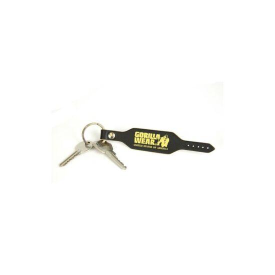 Gorilla Wear Keychain Lifting Belt (fekete)