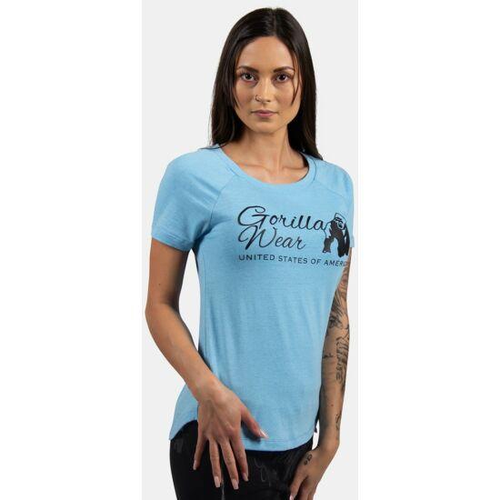 Gorilla Wear Lodi T-shirt (világoskék)