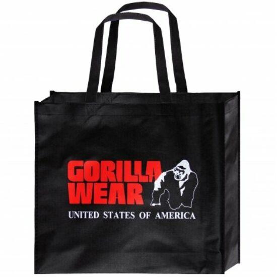Gorilla Wear Non Woven Gorilla Wear Shopping Bag (fekete/nagyobb)
