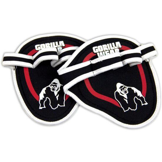 Gorilla Wear Palm Grip Pads (fekete/piros)