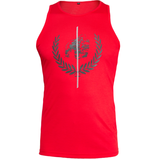 Gorilla Wear Rock Hill Tank Top (piros)