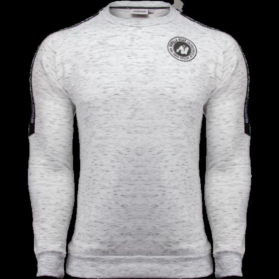 Gorilla Wear Saint Thomas Sweatshirt (kevert szürke)
