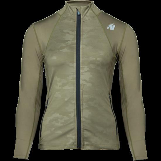 Gorilla Wear Savannah Jacket (army green/terepmintás)