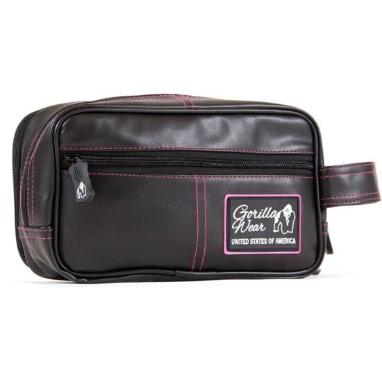 Gorilla Wear Toiletry Bag (fekete/pink)