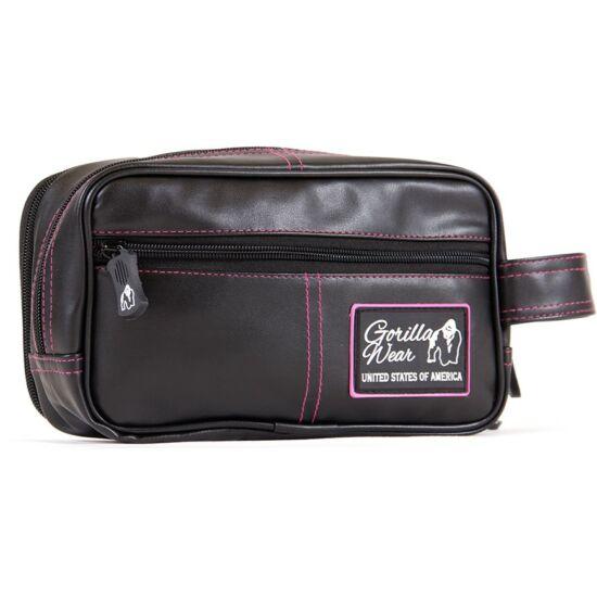 Gorilla Wear Toiletry Bag (fekete/pink)